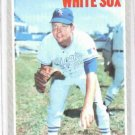 1970 Topps Wilbur Wood Look Up Chicago White Sox VG / Ex Card # 342