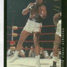 1992 Classic Muhammad Ali Collector Card