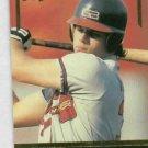 1991 Leaf Gold Rookies Ryan Klesko Braves Padres Giants