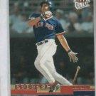 2003 Fleer Ultra Freddy Sanchez Prospect Rookie Boston Red Sox