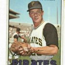 1967 Topps Roy Face Pittsburgh Pirates # 49 VG+++