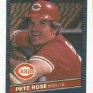 1986 Donruss Pete Rose Cincinnaati Reds