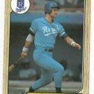 1987 O Pee Chee George Brett Kansas City Royals