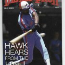 8-10 - 8-15 Washington Nationals Inside Pitch Magazine Andre Dawson Hall Of Fame Cover Strasburg