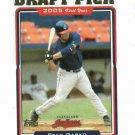 2005 Topps Ryan Garko ROOKIE Cleveland Indians