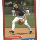 2004 Topps Bazooka Red Chunk Justin Morneau Rookie Minnesota Twins