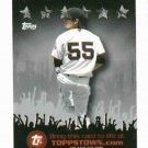 2009 Topps Toppstown Tim Lincecum San Francisco Giants