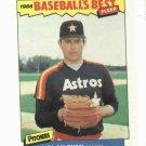 1986 Fleer Baseballs Best Pitchers Nolan Ryan Oddball Astros Rangers