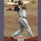 2006 Upper Deck National Baseball Card Day Ken Griffey Jr. Cincinnati Reds Oddball