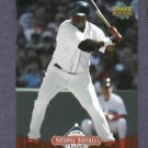 2006 Upper Deck National Baseball Card Day David Ortiz Boston Red Sox Oddball