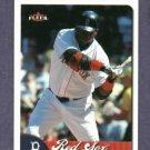 2007 Fleer David Ortiz Boston Red Sox