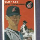 2003 Topps Heritage Cliff Lee Cleveland Indians Rookie SP Phillies
