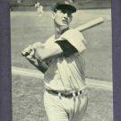 1983 Baseball Card News Ted Williams Boston Red Sox Oddball