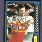 1991 Maxx Mark Martin Racing Card Folgers # 6