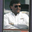 1991 Traks Racing Card Richard Childress # 54