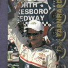 1995 Classic Dale Earnhardt Racing Card # 161
