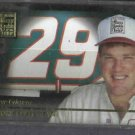 1994 Maxx Racing Card Steve Grissom Rookie Card