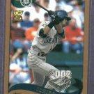2002 Topps Opening Day Ichiro Suzuki Seattle Mariners