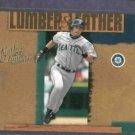 2005 Donruss Leather & Lumber Ichiro Suzuki Seattle Mariners Insert #d / 2000