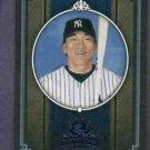 2005 Donruss Diamond Kings Hideki Matsui Framed Blue Foil #d /100 Yankees