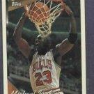 1993 1994 Topps Michael Jordan Chicago Bulls