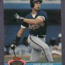 1991 Topps Stadium Club Charter Member Dave Justice Atlanta Braves