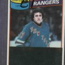 1980 81 Topps New York Rangers Phil Esposito Checklist Unmarked Unscratched
