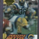 1994 Collectors Edge 1st Day Jerome Bettis Rookie Rams Steelers