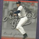 2003 Fleer Ultra Derek Jeter New York Yankees All Star