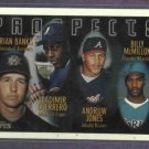1996 Topps Vladimir Guerrero Andruw Jones Rookie Card