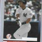 2004 Leaf Press Proof Derek Jeter New York Yankees Insert