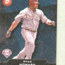 2011 ToppsTown Ryan Howard Philidelphia Phillies Unredeemed Code