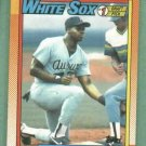 1990 Topps Frank Thomas Chicago White Sox Rookie