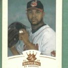 2002 Donruss Diamond Kings Bronze Foil CC Sabathia Cleveland Indians Yankees