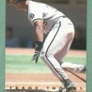 1994 Fleer Golden Moments Frank Thomas Chicago White Sox Insert