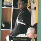 1993 Upper Deck Future Heroes Frank Thomas Chicago White Sox
