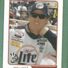 2001 Press Pass Vintage Rusty Wallace Nascar Miller Lite