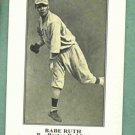 2011 Topps Sprtining News Insert Babe Ruth Boston Red Sox Yankees