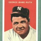2011 Topps Babe Ruth 1932 US Carmel Reprint CMGR-2 New York Yankees Insert