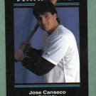 1992 Rembrandt Ultra Pro Jose Canseco Oakland A's Oddball