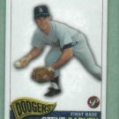 2005 Topps Pristine Steve Garvey Los Angeles Dodgers