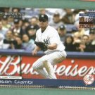 2004 Donruss Red Press Proof Jason Giambi New York Yankees