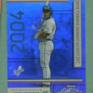 2004 Playoff Absolute Rickey Henderson Los Angeles Dodgers #D/1349
