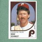 1988 Panini Sticker Mike Schmidt Philidelphia Phillies # 360