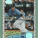 2011 Topps Diamond Anniversary Reid Brignac Tampa Bay Rays # 284