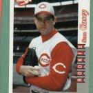1998 Score Traded Sean Casey Cincinnati Reds Rookie