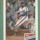 1988 Topps Bazooka Dwight Gooden New York Mets Oddball