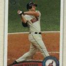 2011 Topps Target Retro Logo Travis Hafner Cleveland Indians