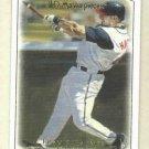 2007 Upper Deck Masterpieces Travis Hafner Cleveland Indians