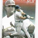 2005 Fleer Showcase Albert Pujols St. Louis Cardinals #1